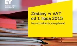 Od 1 lipca 2015 wchodzą zmiany w podatku VAT w obrocie elektroniką, paliwami i metalami